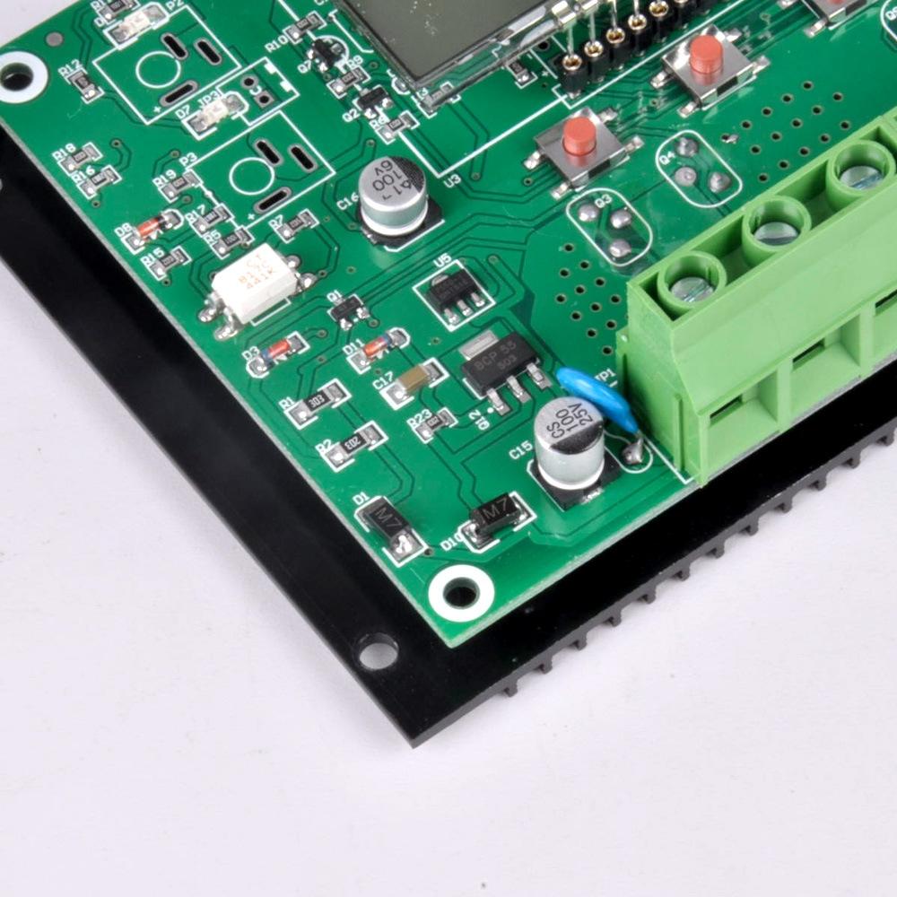 太阳能小系统内置led恒流驱动 自动调光-灯控制器