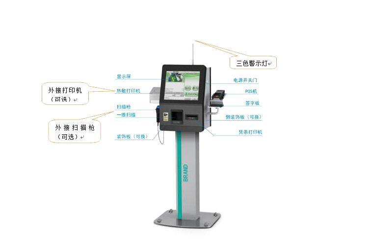 东莞市核信网络科技有限公司 供应信息 商业收款机及pos机 海信自助