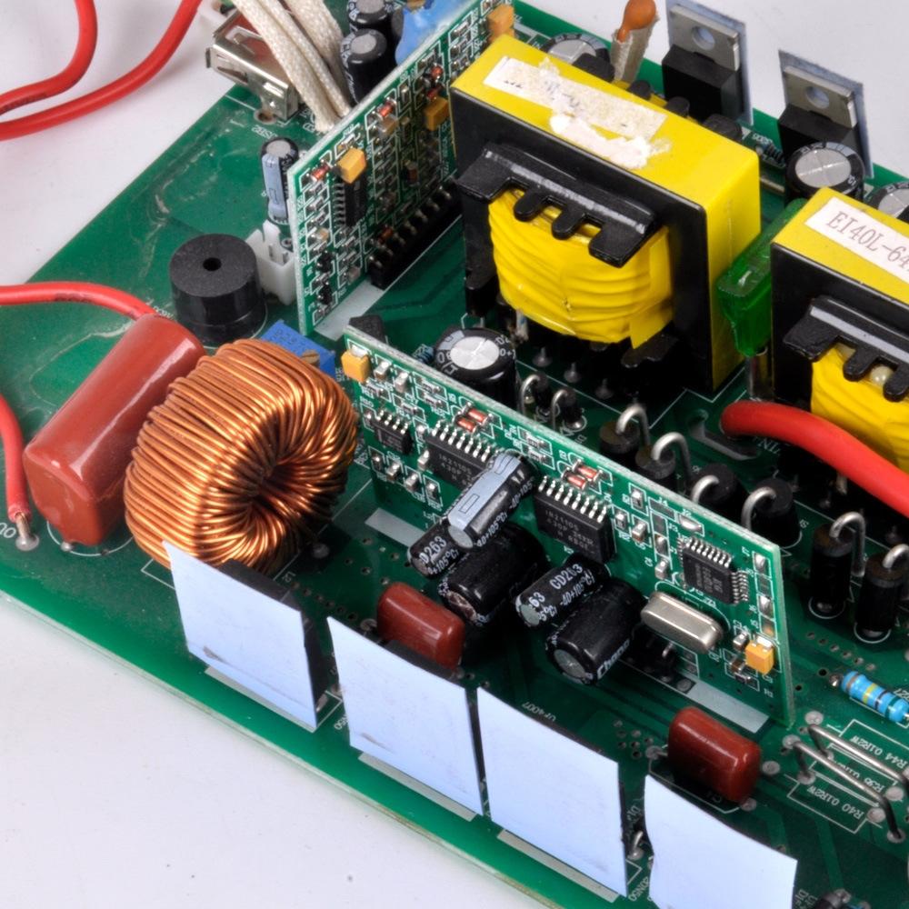 dc12v转ac220v足功率纯正弦波逆-逆变电源(逆变器)