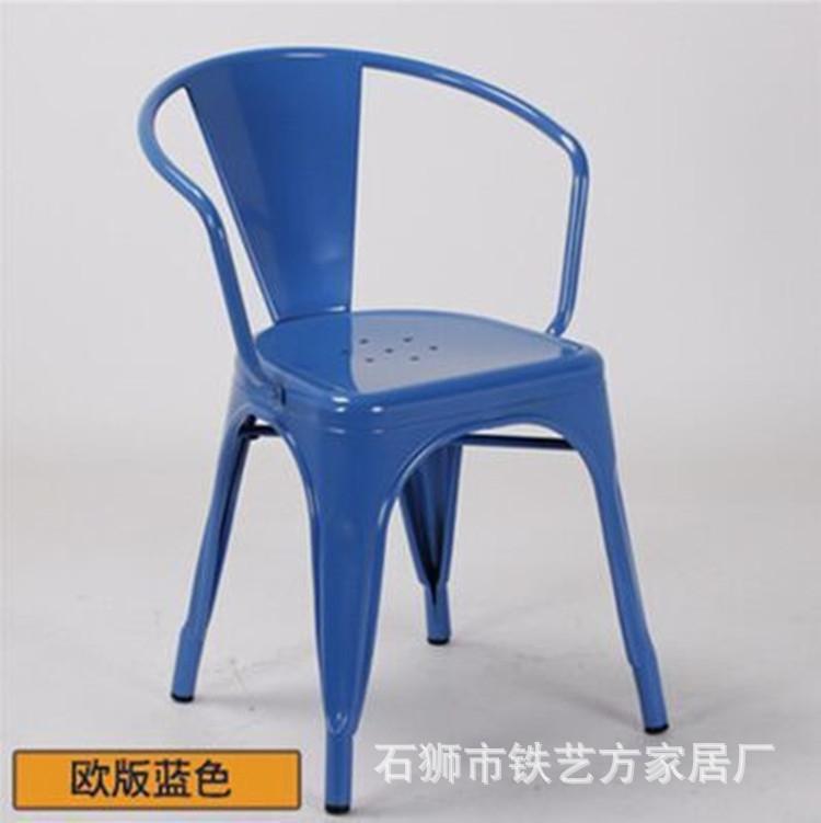 欧式餐厅酒店餐椅创意咖啡厅吧台休闲办公椅