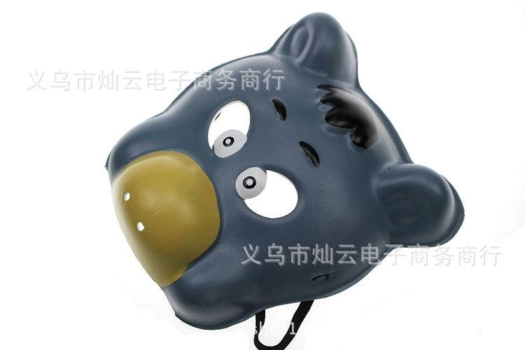 幼儿园海洋动物面具