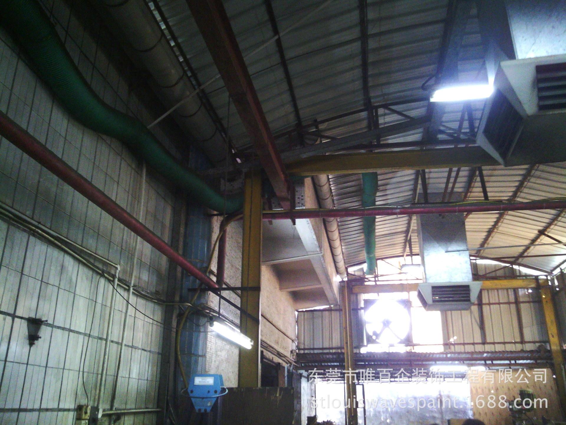 承接东莞简易钢结构厂房工程 钢构铁皮厂房