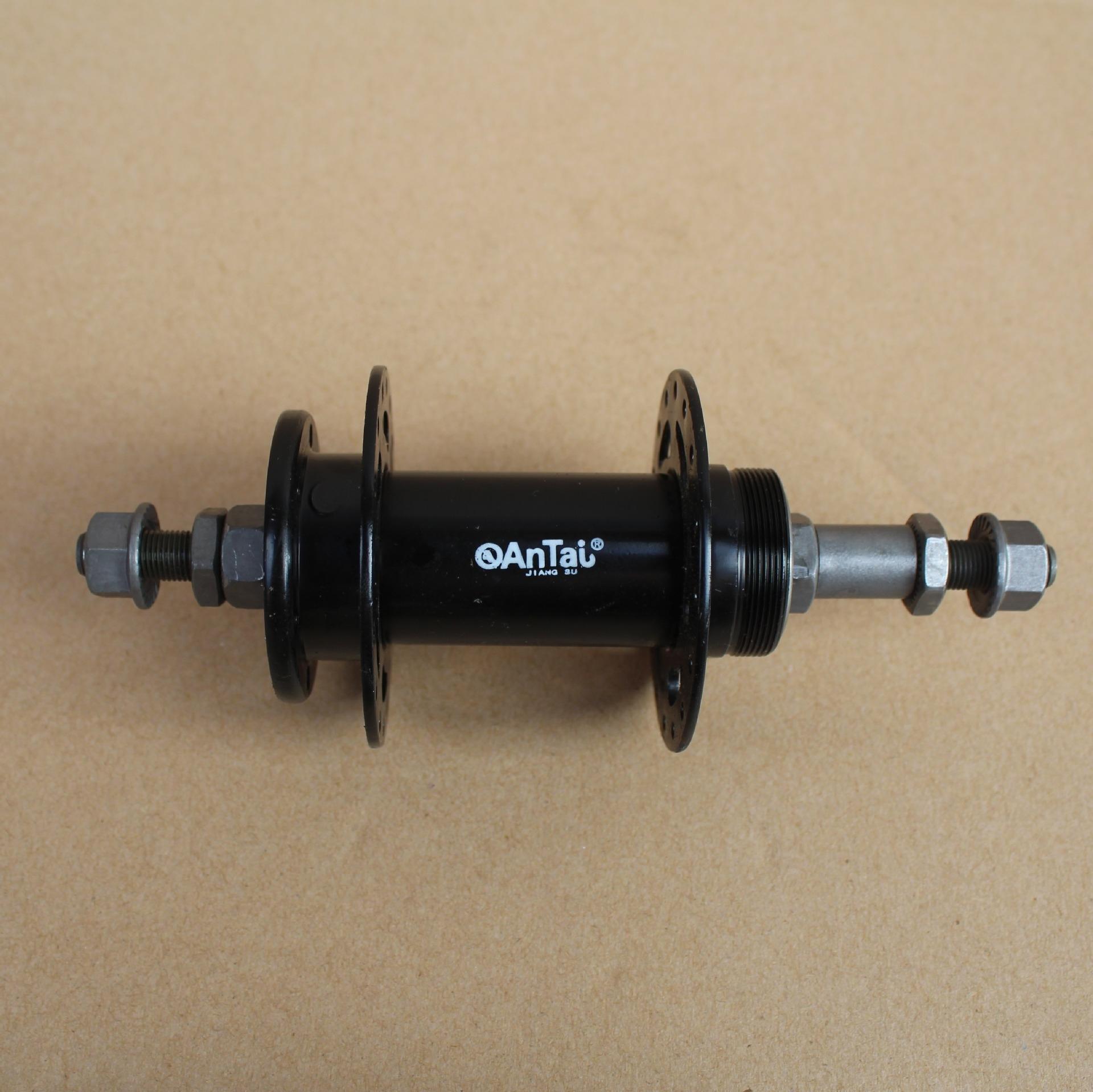 最小采购量:1件 用途:自行车轮毂 材质:铁 产品详情 旋式2培林铁花鼓图片