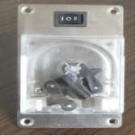 友大流体  弹簧型透明蠕动泵泵头TH15