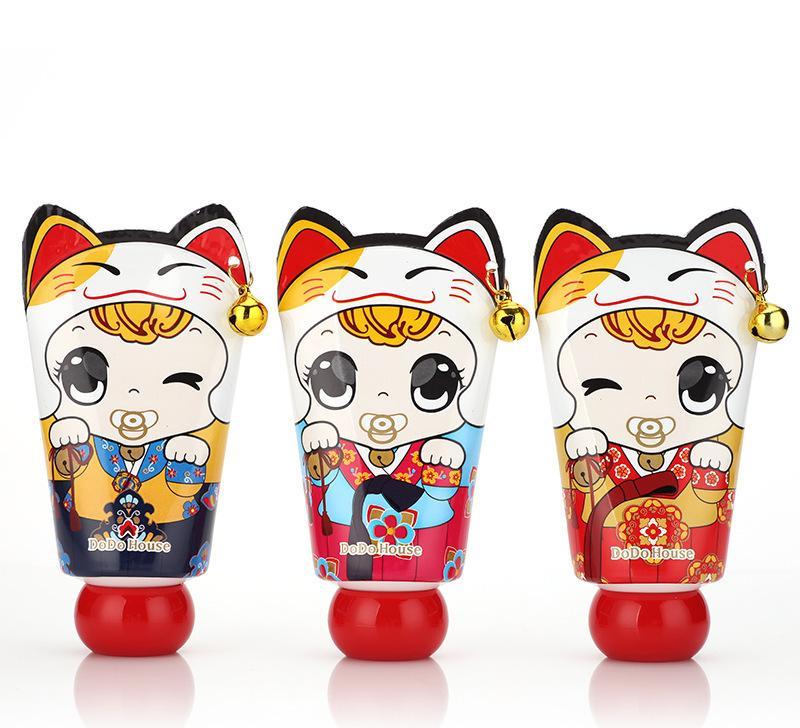 超可爱韩国正品多多小屋 招财猫宝宝护手霜 保湿补水韩国热销手霜