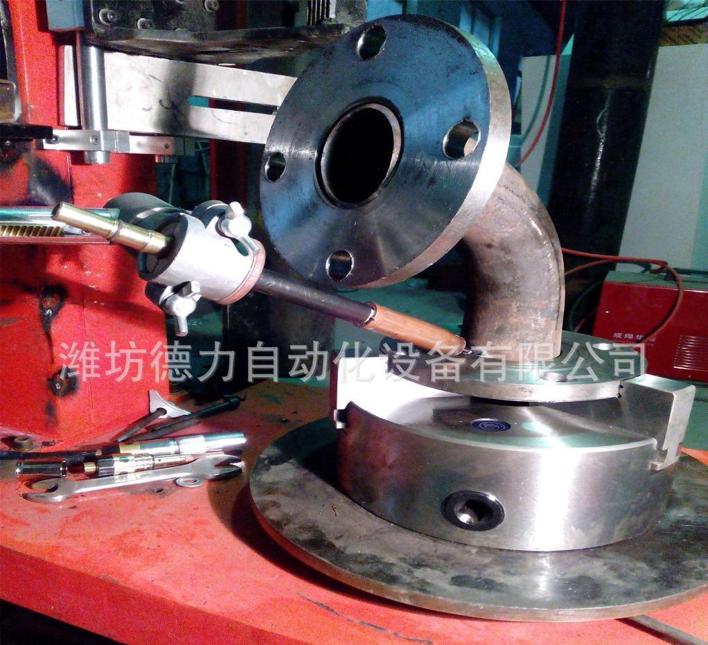 德力多功能焊接单元便携式焊接小型件配件焊接二保焊自动化