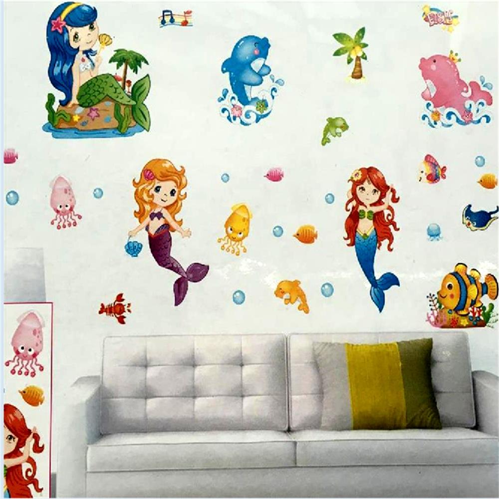 3d立体墙贴幼儿园教室动物乐园装饰卡通动