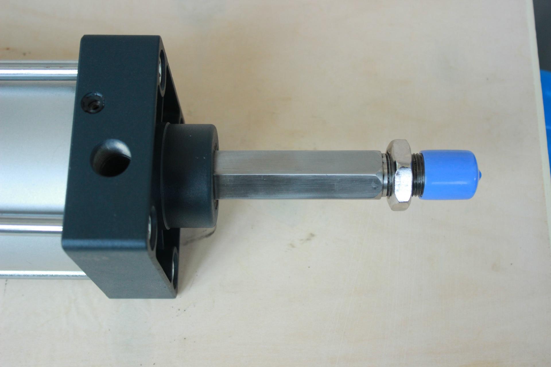 六角气缸sc杆不旋转气缸温州厂家专业生产图片