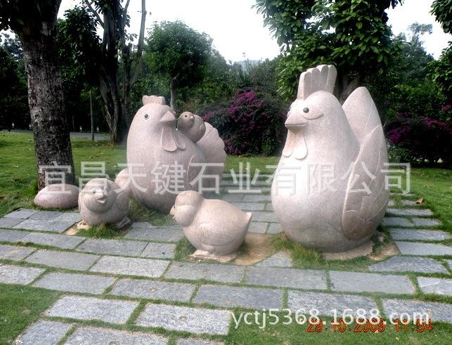 厂家直销景观园林动物小品雕塑 公园绿化装
