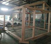 供应泰州贝科利尔高端设计阳光房铝木复合阳光房