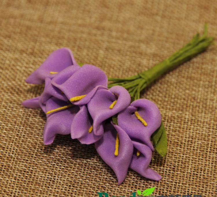 1件 类型:梅花 材质:纸花 产品详情 供应各种手工diy婚庆马蹄莲 喜糖