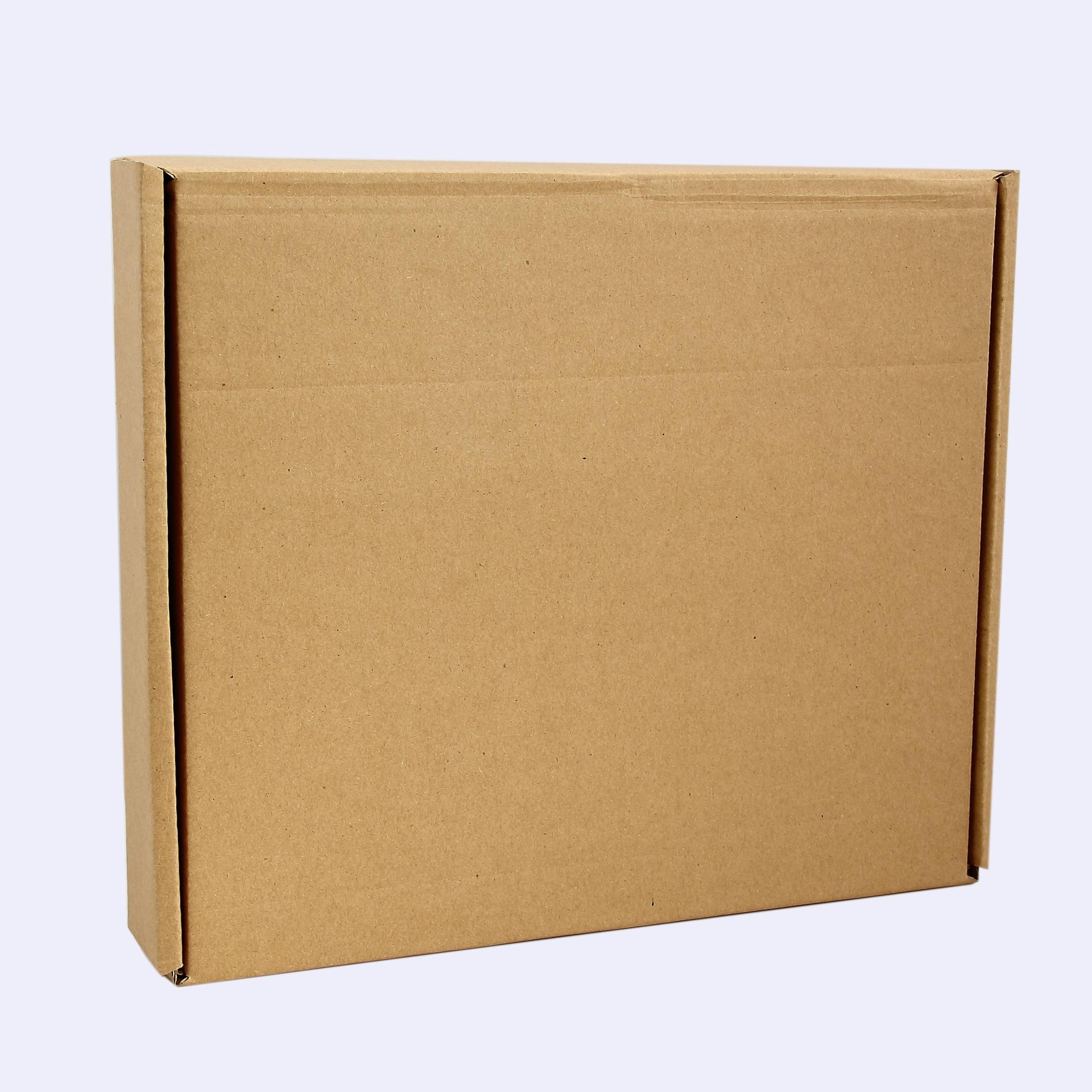 特硬包装盒淘宝快递飞机盒广州工厂批发35