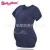产后哺乳短袖 外出隐形喂奶衣 孕妇产妇哺