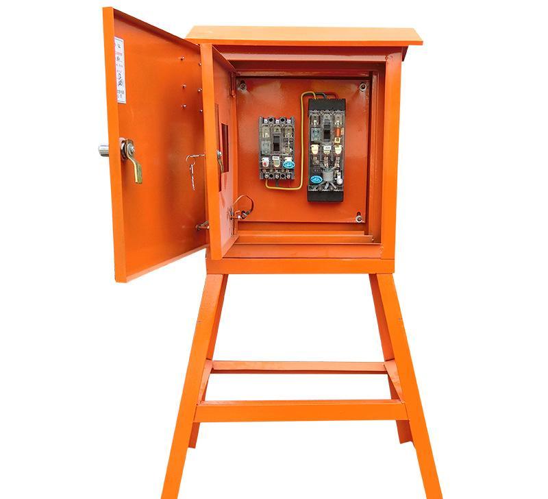 三级配电箱规范_三级配电箱 40a开关箱 工地高脚箱 工地配电箱成套定制批发