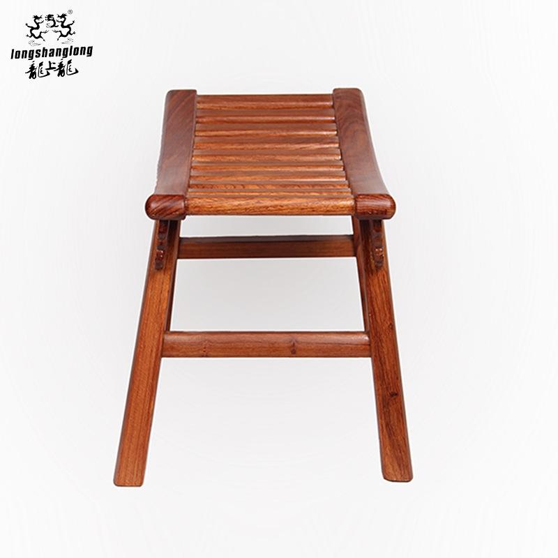 龙上龙实木红木小板凳花梨木矮凳小木凳翘凳