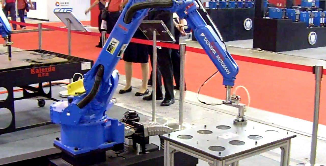 焊接机器人 自动焊接机械手 焊接自动化系统设备