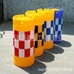 铭品优质滚塑吹塑防撞桶 塑料圆型水马 圆
