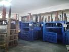 环保耐用废纸壳打包机 液压纸皮压块机废品压块机