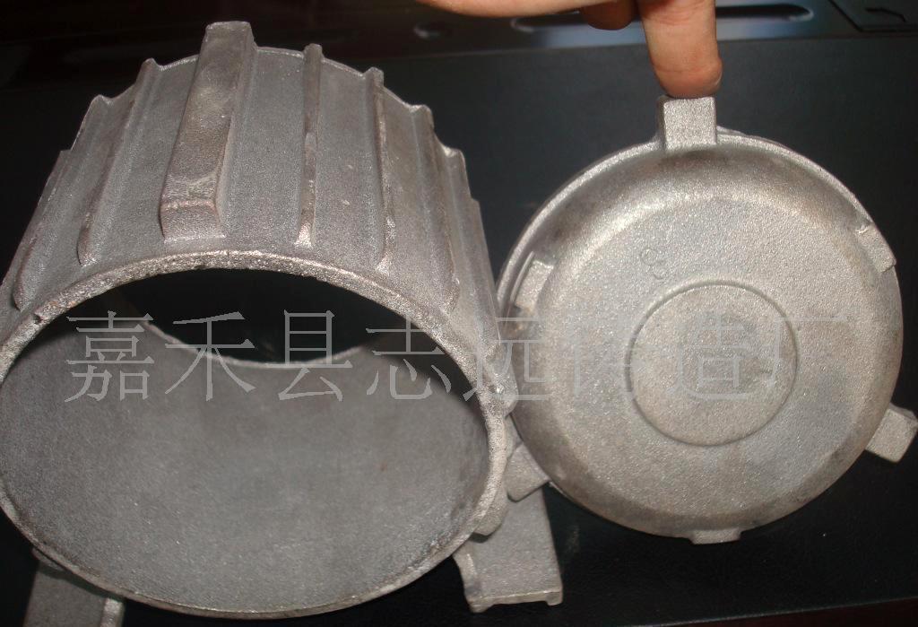 供应88型排气扇排风扇生铁马达壳铸件,端盖,前后盖图片