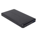 热卖2.5寸USB 3.0移动硬盘盒铝合