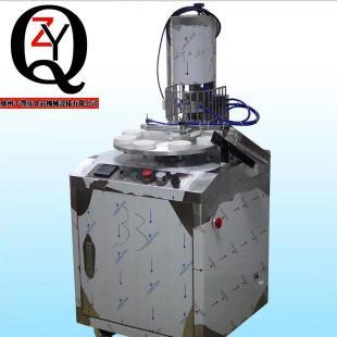 千泽彦商用蛋挞机葡式蛋挞皮成型机气动自动挞皮成型机压皮塔皮机