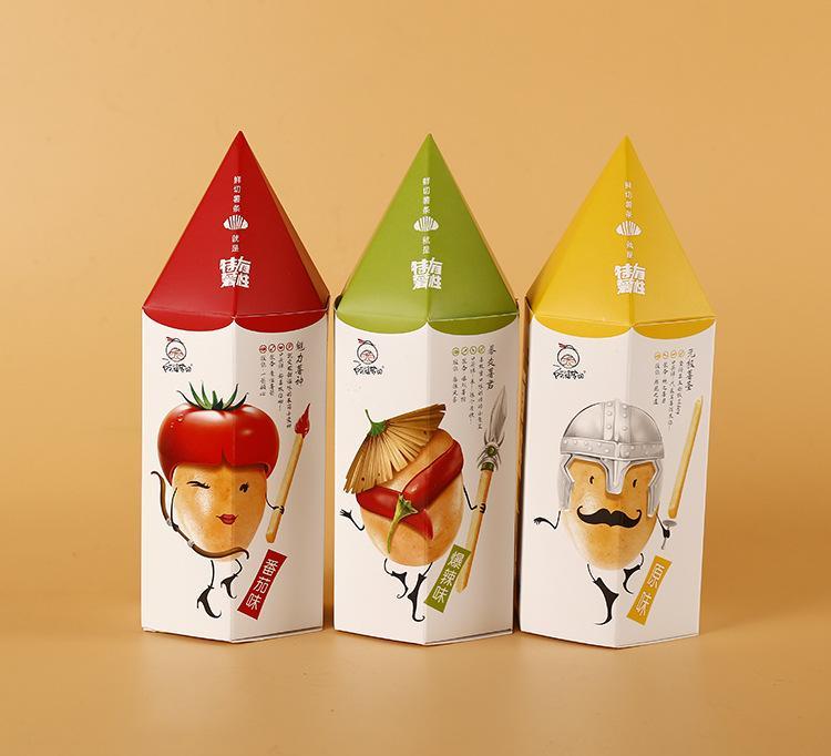 新品上市厂家低价直供时尚精美创意火箭蛋糕包装纸盒