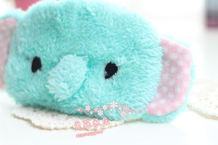 薄荷绿小象 大象 粉兔防风防寒防尘保暖口罩
