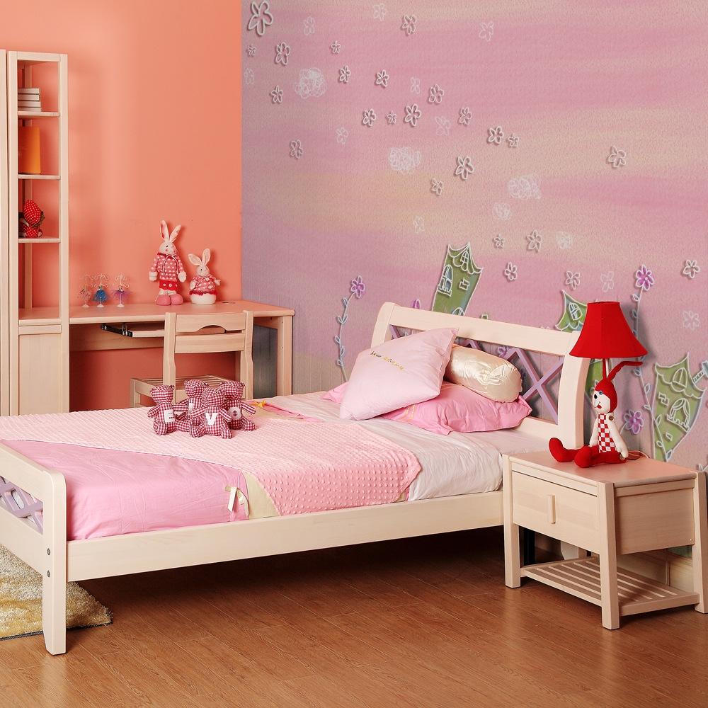 厂家3d墙纸 儿童房 小孩房书房 卧室