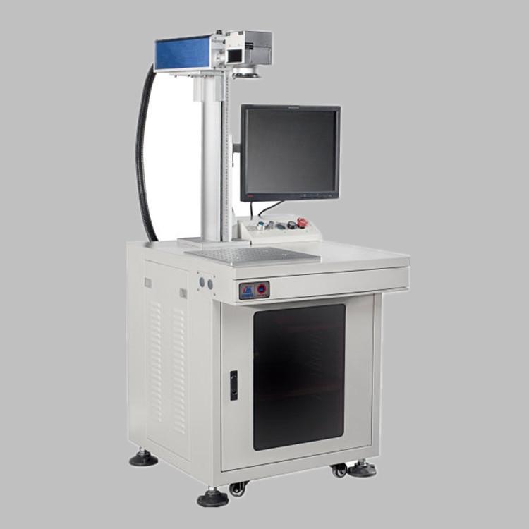 激光打标机 台式便携式激光打码机 光纤激