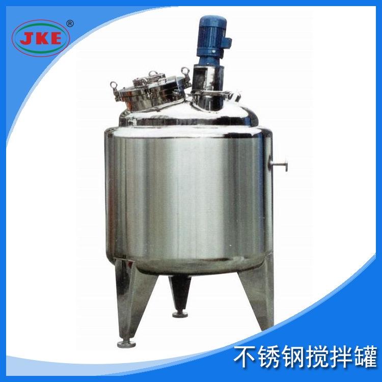 不锈钢卫生级搅拌储罐 化工搅拌储存罐 药图片