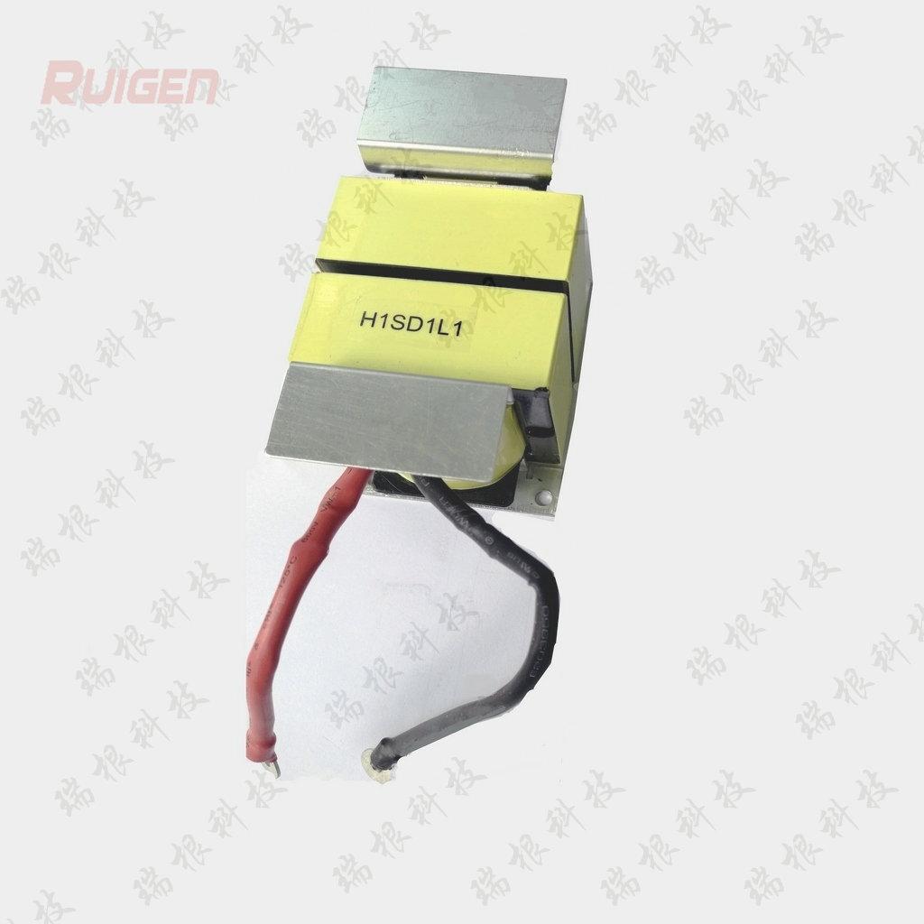 应用范围:电源   目前新能源汽车充电桩发展顺应时代要求,此款变压器