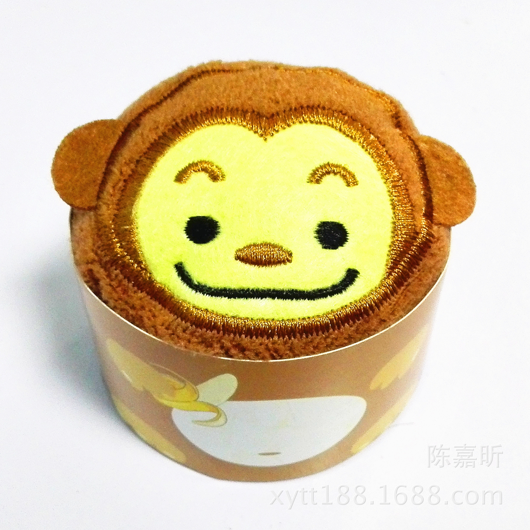 猴子蛋糕毛巾 猴年创意喜庆广告促销小礼品
