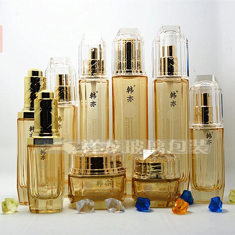 高档护肤品瓶 高档面霜空瓶子 高档包装瓶-化妆品包装
