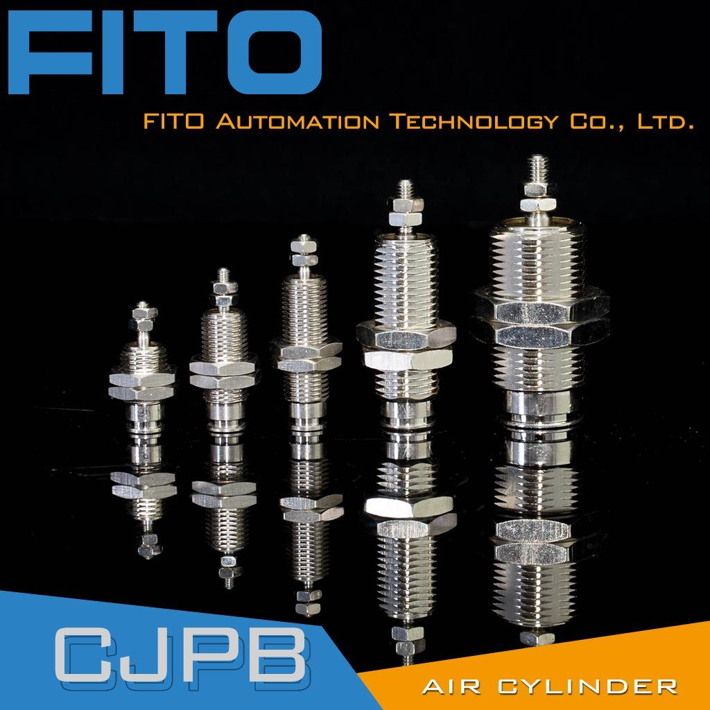 cjpb针型气缸 单作用气缸微型气缸迷你图片