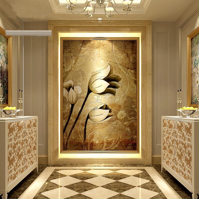 佛山厂家瓷砖 电视背景墙现代 瓷砖背景