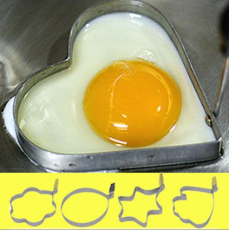 厨房小工具 煎蛋器 卡通动物煎蛋模具批发